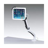 サンワサプライ 7~11インチ対応水平垂直iPad・タブレット用アーム (直送品)
