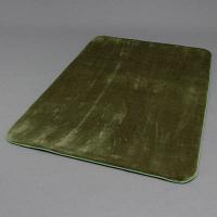 アイリスオーヤマ ラ・クッションラグ グリーン130×190cm MCR-1319 (直送品)