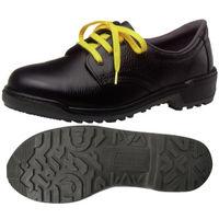 ミドリ安全 JIS規格 女性用 安全靴 短靴 LZ010J 静電 23.5cm ブラック 1足 1302151706(直送品)