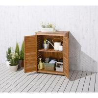アイリスオーヤマ 木製収納庫 WSH-920 1台 (直送品)