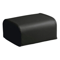 宮武製作所 座椅子用オットマン ブラック (直送品)