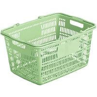 サンコー サンショップカーゴ33L(グリーン) 買い物カゴ 10339733LG (直送品)
