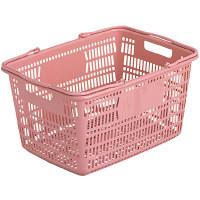 サンコー サンショップカーゴ33L(レッド) 買い物カゴ 10339733LR (直送品)