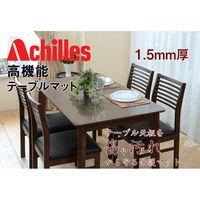 アキレス 高機能テーブルマット タテ45Xヨコ90cm クリア
