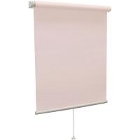 タチカワブラインド ロールスクリーン TIORIO(ティオリオ) ピンク(TR151) 幅1700mm×高さ1800mm (直送品)