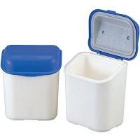 サンコー 保冷牛乳箱 3型Bセット 爪有・ロック無 20095104WH101 (直送品)