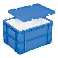 サンコー サンコールドボックス 75-2 セット 20760002BL503 (直送品)
