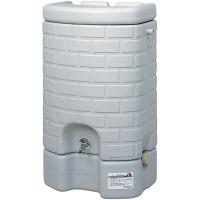 サンコー 雨水タンク 200L セット 80660001GLCCB (直送品)