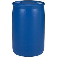 サンコー プラスチックドラムPDC200-6UN P6(PE) 85201600BLBLK (直送品)