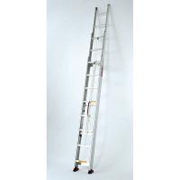 PiCa Corp(ピカコーポレイション) アルミ合金 サヤ管式3連はしご 806cm LNT-80A 1台 (直送品)