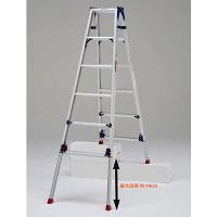 PiCa Corp(ピカコーポレイション) アルミ合金 はしご兼用脚立ロングスライド 6段 (6尺 197cm) SCL-180LA 1台 (直送品)