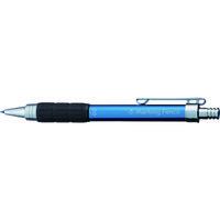 たくみ ノック式鉛筆 青 7780 1本 398-1819 (直送品)