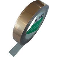 寺岡製作所 TERAOKA 導電性銅箔粘着テープNO.8323 25mmX20M 8323 25X20 1巻 430-6821 (直送品)