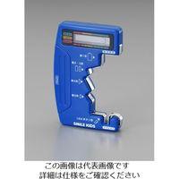 エスコ(esco) 電池チェッカー 1セット(4個) EA710BW-1 (直送品)