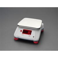 esco(エスコ) デジタルはかり 6kg(最小表示1g) EA715EE-6 1台 (直送品)