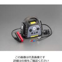 エスコ(esco) AC100V→DC12V/12A ポータブル電源 1台 EA812HB-4(直送品)