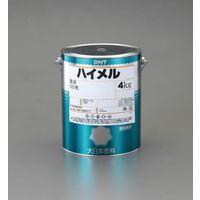 エスコ(esco) 4.0kg 油性・多目的塗料(OD色・艶無し) 1缶(4000g) EA942EC-62(直送品)