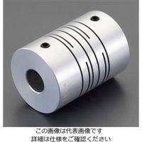 エスコ(esco) 12 x 14mm/32mm フレキシブルカップリング(セットスクリュー) 1個 EA969AE-12(直送品)