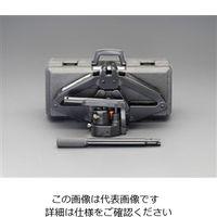 エスコ(esco) 1.0ton/140-380mm パンタグラフジャッキ(油圧式) 1個 EA993LA-1B(直送品)