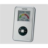 カスタム(CUSTOM) 熱中症計HI-301 HI-301 1台 1-2801-01 (直送品)