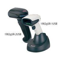 イメージャー(Imager) 二次元バーコードリーダー(ワイヤレス) 白 1902gSR-1USB 1台 1-2885-06 (直送品)