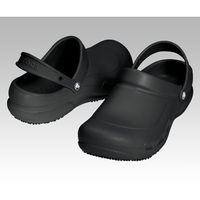 クロックス(crocs) クロックス(TM)シューズ(ビストロ) ブラック 24cm 10075-001 1足 2-2198-03(直送品)