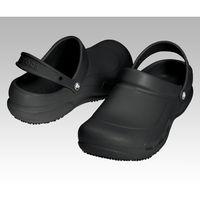 クロックス(crocs) クロックス(TM)シューズ(ビストロ) ブラック 26cm 10075-001 1足 2-2198-05(直送品)