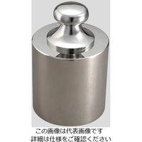 アズワン 円筒分銅 M1CSB-2KA 2kg 1個 2-496-04(直送品)