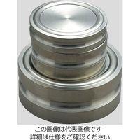 アズワン 円盤分銅 M1DS-10GA 10g 1個 2-487-11(直送品)