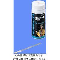日産化学工業 水質検査試験紙 アンモニア性窒素 アクアチェック A アクアチェックA 1箱(300本) 2-7671-02 (直送品)