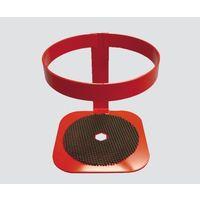 リンテック21 消火器用スタンドストッパー(床固定) LK-119A 1個 2-9098-01(直送品)