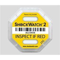 アズワン インジケータSHOCKWATCH225G SHOCKWATCH2-25G 1箱(2枚) 2-8947-03(直送品)