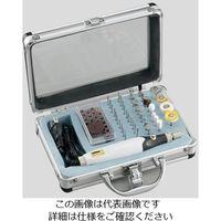 アルゴファイルジャパン(ARGOFILE) ウルトラルーターセット 3000〜13000rpm ULC140 1セット 2-9343-01 (直送品)