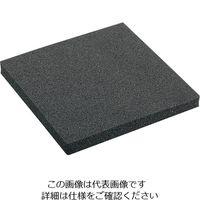 アイテック(AiTec) 低反発ウレタンシート KTHU-1030 100mm×100mm×30mm 1袋(5枚) 2-9371-04 (直送品)