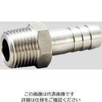 フローバル(FLOBAL) ホースニップルVHN-0212 ステンレス製 1個 2-9391-04 (直送品)