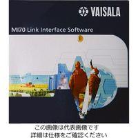 ヴァイサラ(VAISALA) 湿度温度計用ソフトウェア MI70LINK MI70LINKソフトウェア 1組 2-9392-14 (直送品)