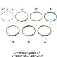 仁礼工業 HPLC配管用PEEKチューブ NPK-006 0.2×1/32 1巻(10m) 2-9422-06 (直送品)