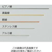 アズワン 金属線材 SM400-12 SUS線5本入 1袋(2m) 2-9265-04 (直送品)