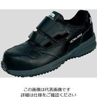 丸五 安全シューズ(防滑/マジックテープタイプ) 30.0cm 1足 2-9596-16(直送品)