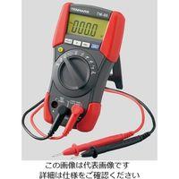 アズワン デジタルマルチメーター 3999カウント・LCD 2.5/sec バーグラフ機能無し TM-86 1台 2-9496-01(直送品)