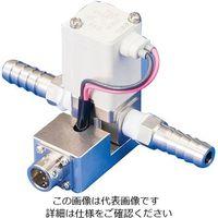 柴田科学 外付電磁弁ユニット小φ2.3 V-302/V-303型用 1個 2-975-11 (直送品)