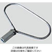 アズワン 配管洗浄用チューブブラシ用 接柄用取手 1個 2-9621-11 (直送品)
