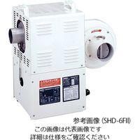 熱風機(デジタル電子温度制御室) 3.7/4.3(m3/min) 300℃ 3相200V SHD-4FII 2-9991-03 (直送品)