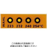 アイピー技研(IPL) 真空用テンプ・プレート(不可逆性) 4点表示 450-132 1箱(10枚) 2-9906-05(直送品)