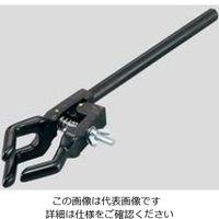 アズワン 実験器具保持具 細管用クランプ・黒 1個 2-9824-02 (直送品)