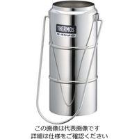 サーモス(THERMOS) ステンレスデュワー瓶 D-1001 1個 5-240-12 (直送品)