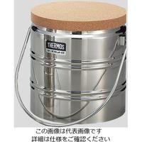 サーモス(THERMOS) ステンレスデュワー瓶 D-3001 栓付 1個 5-243-11 (直送品)