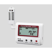 ティアンドデイ(T&D) おんどとり 温度・湿度データロガー(無線LAN)TR-72wf TR-72wf 1個 6-8030-21 (直送品)