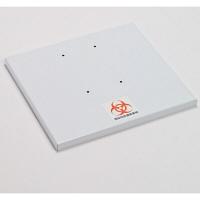 テラモト 医廃物容器フレーム用フタ 中 (直送品)