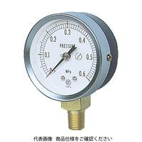 長野計器 JIS汎用形圧力計A枠(テーパ GS50-171-0.1MP 1個 277-2566 (直送品)